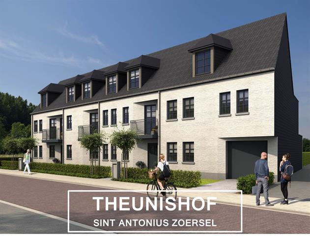 Theunishof : Tijdloos - Energiezuinig - Centraal